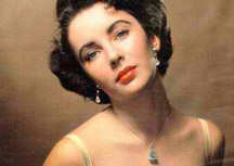 The fabulous jewellery of Elizabeth Taylor