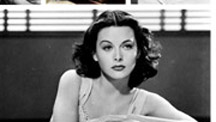Relive the silver screen: Hedy Lemarr