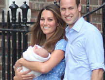 Gifts For The Royal Baby