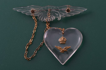 Sweetheart memorabilia