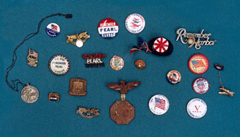 Remember Pearl Harbor Pin