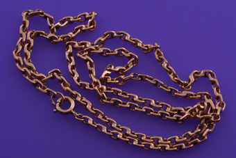 14ct Yellow Gold Vintage Chain