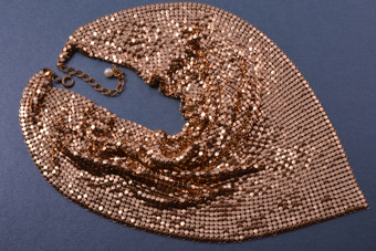 Chainmail Vintage Necklace