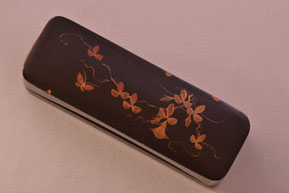 Victorian Chinoiserie Lacquer Trinket Box