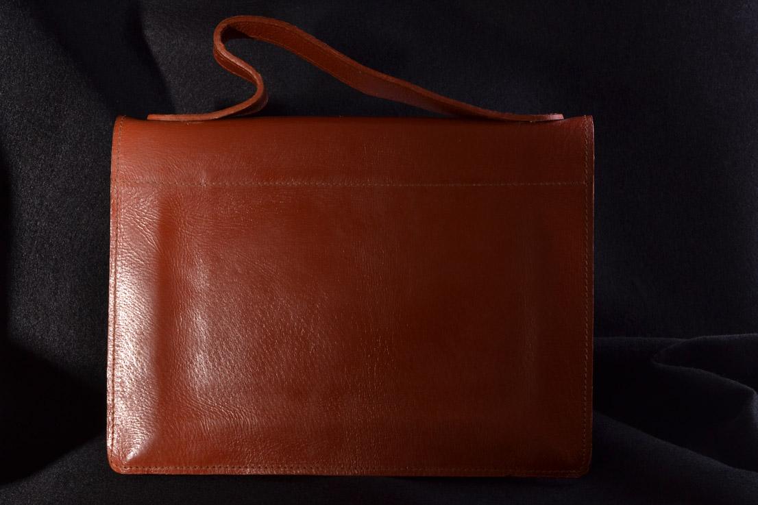 Leather Vintage Briefcase Vintage Accessories Amanda