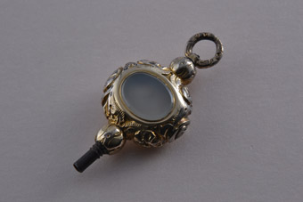 Victorian Watch Key