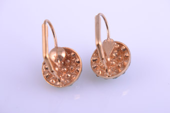 Modern Hook Earrings