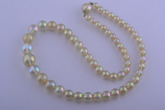 1950's Bubble Necklace