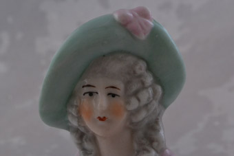 China Pincushion Doll
