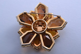 Large Vintage Brooch