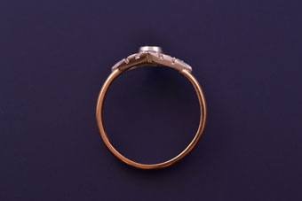 18ct Gold Vintage Ring