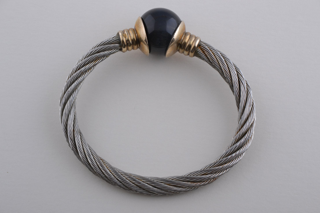 by bracelet fur meret contemporary collection jewellery oppenheim