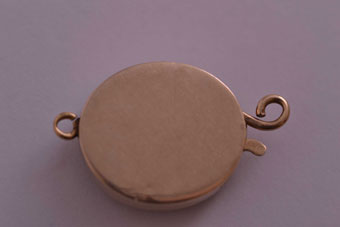 9ct Gold Vintage Clasp