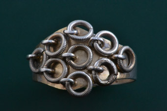 Silver Vintage Ring