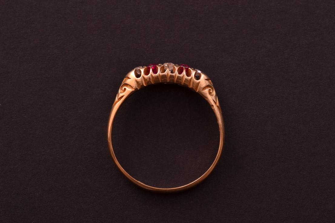 Split Pin Ring
