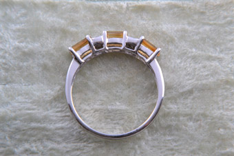 9ct Gold Modern Ring