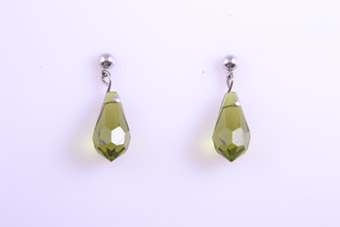 Modern Crystal Earrings