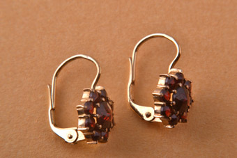 Modern Hook Drop Earrings